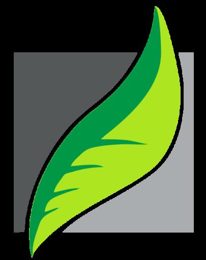 Logo Green-Jardins Feuille